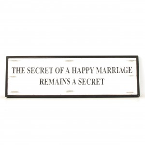 Quote The Secret of Marriage