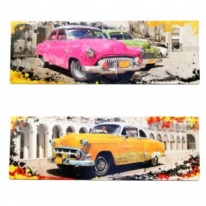 Assortiment Canvas Oldtimer II