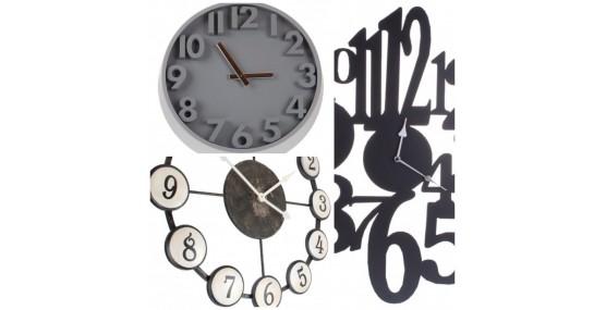 Moderne klokken stijlvolle betaalbare wanddecoratie - Moderne klok ...