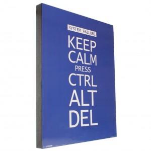 Kader quote Press CTRL + ALT + DEL