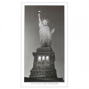 Fotoprint Statue of Liberty