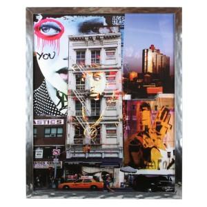 Afbeelding collage New York