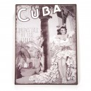 Plakkaat Cuba