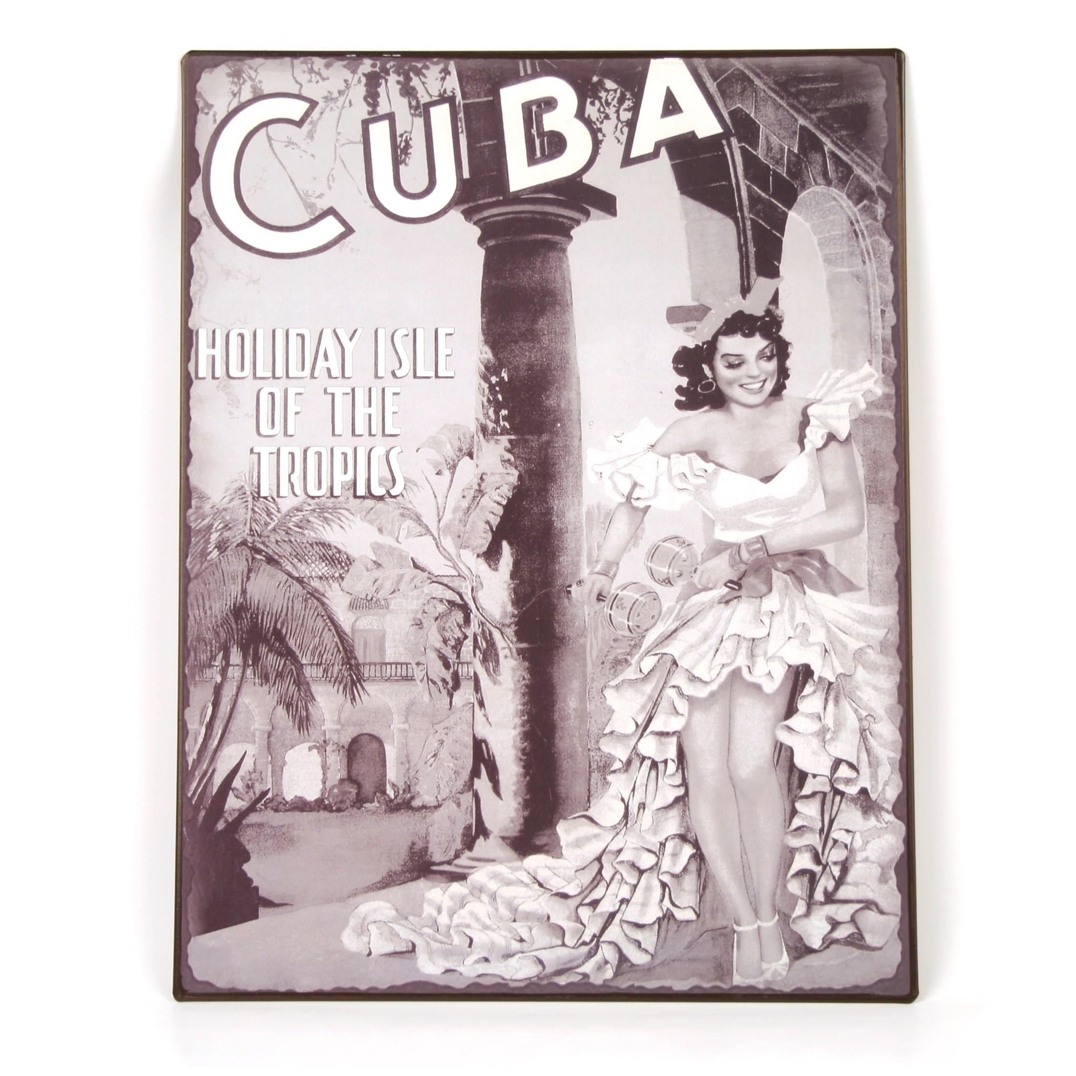 plakkaat cuba wanddecoratiestorenl stijlvolle