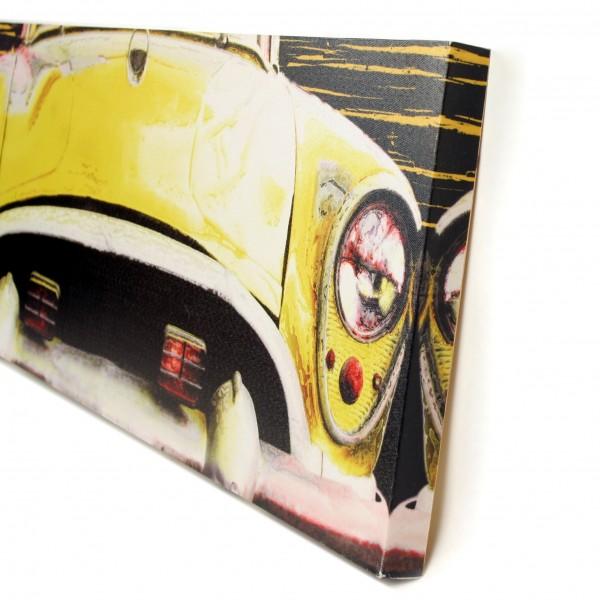 canvas cuba auto wanddecoratiestorenl stijlvolle