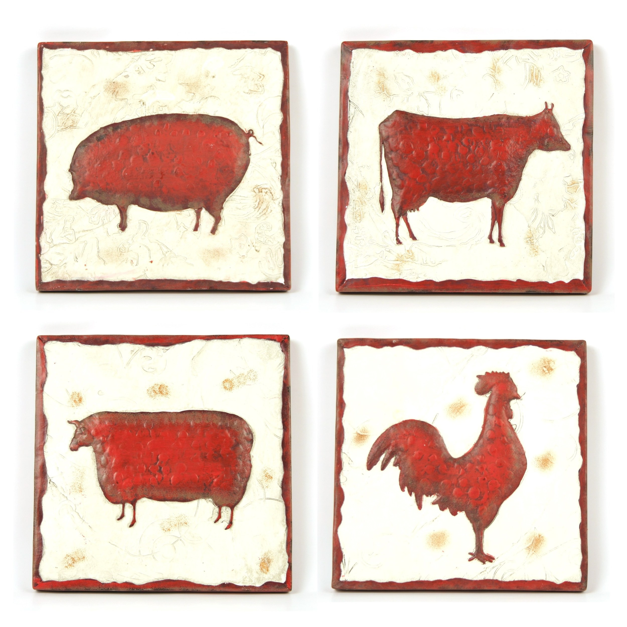 Favoriete Wandtegels dieren - Wanddecoratiestore.nl - Stijlvolle  WE68
